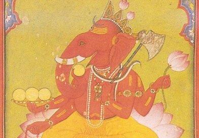 Hindu Deity Lord Ganesha. Credit: Wikipedia Commons.