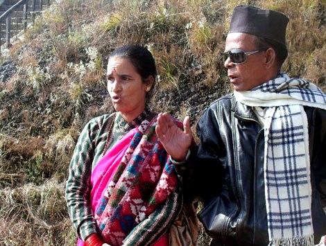 Gopal Prasad Sharma, Photo Courtesy: Nepal Mountain News