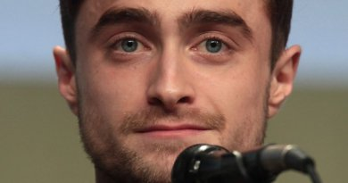 Daniel Radcliffe. Photo by Gage Skidmore, Wikipedia Commons.