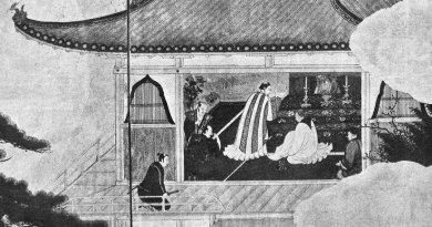 A picture depicting Mass being celebrated in pre-modern Japan. (Photo: Wikipedia Commons)