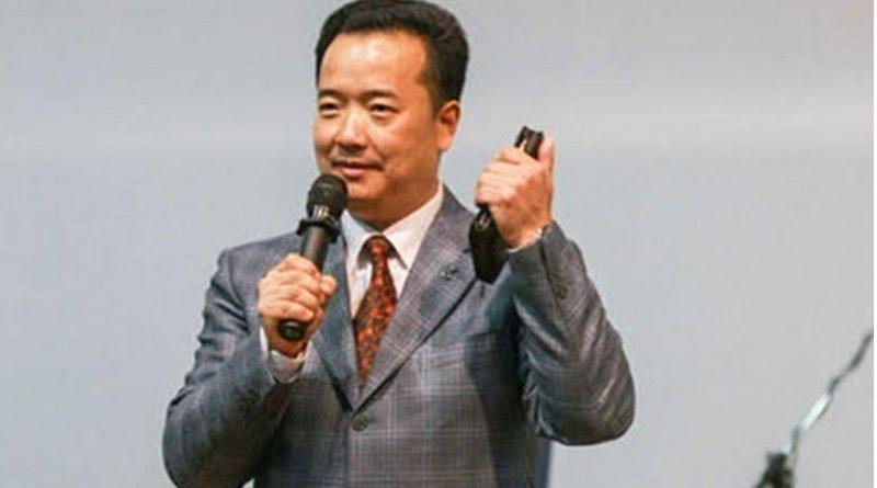 Pastor Gu Joseph Yuese. Photo Credit: China Aid