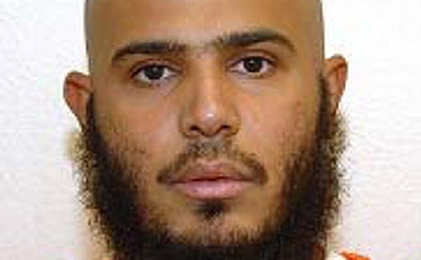 Ghaleb Nassar Al Bihani's ID portrait