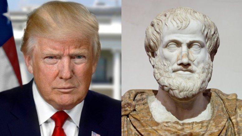 Donald Trump vs. Aristotle