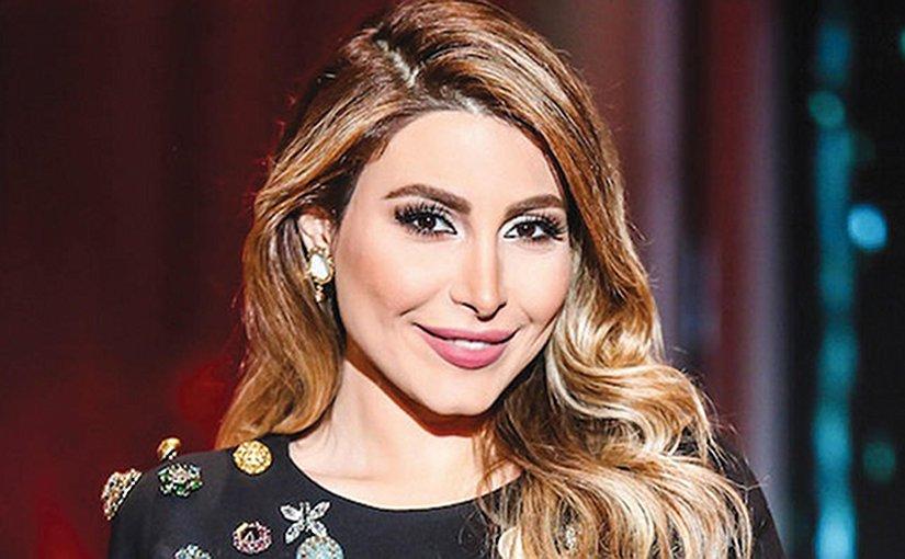 Lebanese pop singer Yara