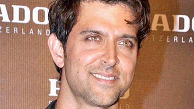 Bollywood actor Hrithik Roshan. Photo Credit: Bollywood Hungama, Wikipedia Commons.
