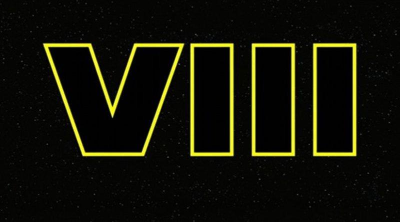 Star Wars: Episode VIII Teaser logo. Source: Wikipedia Commons.