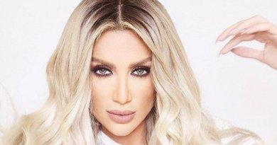 Maya Diab. Photo via Arab News.