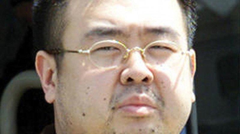 North Korea's Kim Jong-Nam. Photo by Hyundai News, Wikipedia Commons.