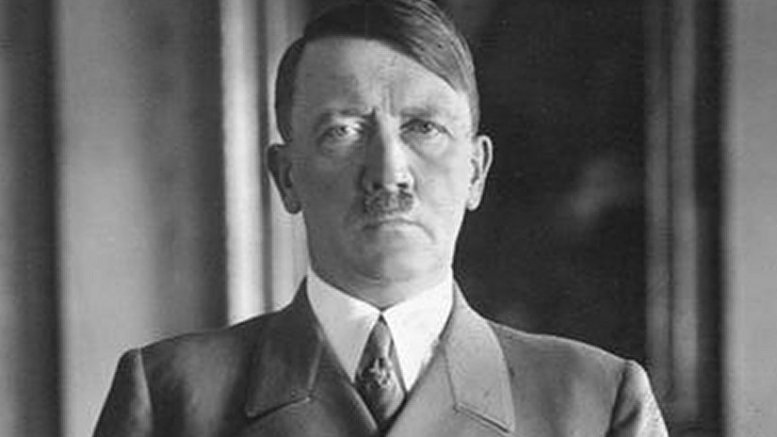 Adolf Hitler: This image was provided to Wikimedia Commons by the German Federal Archive.