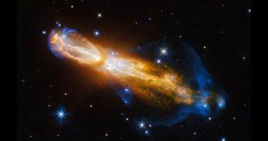 The Calabash Nebula. Credit ESA/Hubble & NASA, Acknowledgement: Judy Schmidt