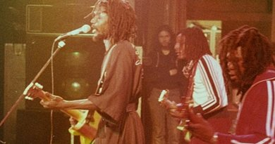 Peter Tosh. Photo by Tim Duncan, Wikipedia Commons.
