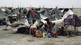 Somali Refugees in Yemen 1992 courtesy UNHCR