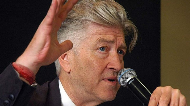 David Lynch. Photo by Thiago Piccoli, Wikipedia Commons.