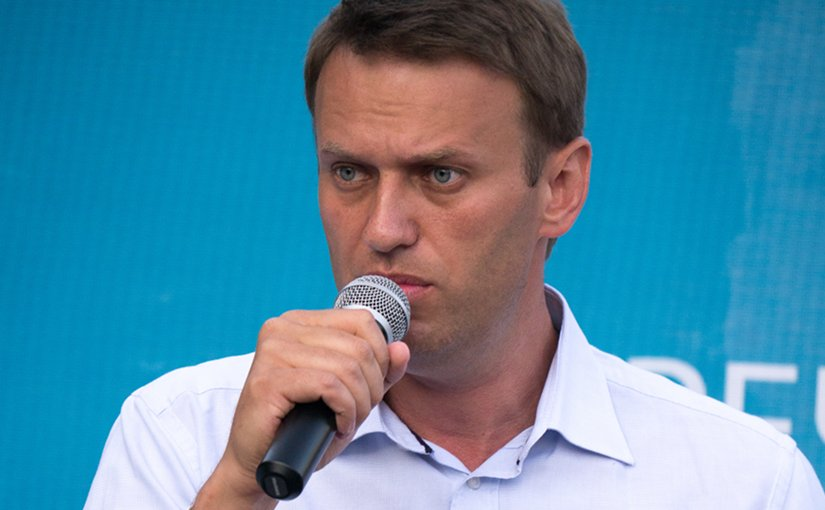 Russia's Aleksey Navalny. Photo by IlyaIsaev, Wikipedia Commons.