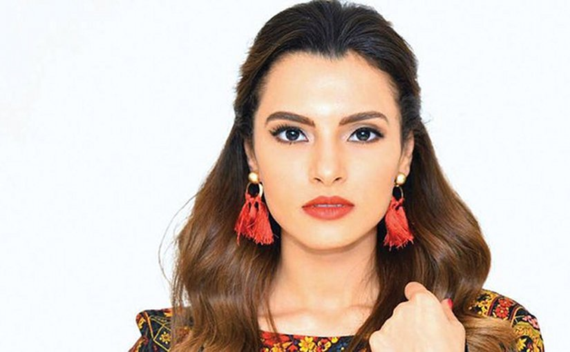 Carmen Soliman. Photo Credit: Arab News.