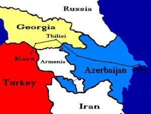 Baku-Tbilisi-Kars railway