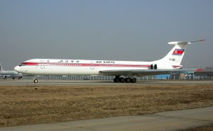 Air Koryo IL-62M. Source: Yaoleilei, Wikimedia Commons