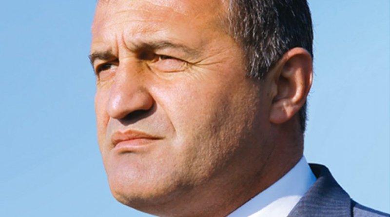 South Ossetia's Anatoly Bibilov. Photo by Zrx44, Wikipedia Commons.