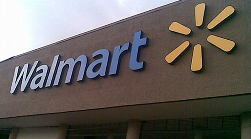 A Walmart store. Photo by Inoyamanaka79, Wikimedia Commons.