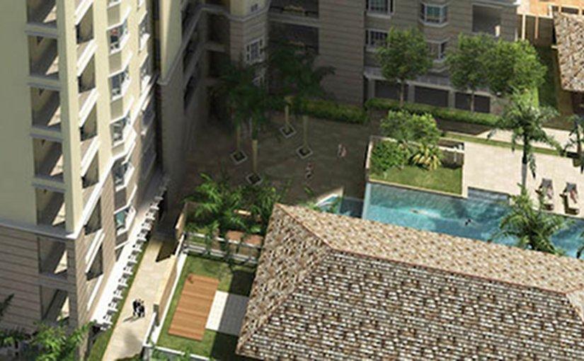 Osborne Towers in Lagos, Nigeria.