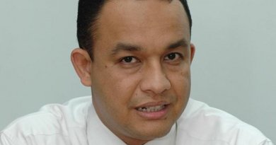 Indonesia's Anies Baswedan. Photo by Crs Indika, Wikipedia Commons.