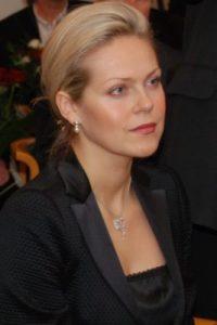 Kristīne Opolais (Source: Aivis Freidenfelds/WikiMedia Commons)