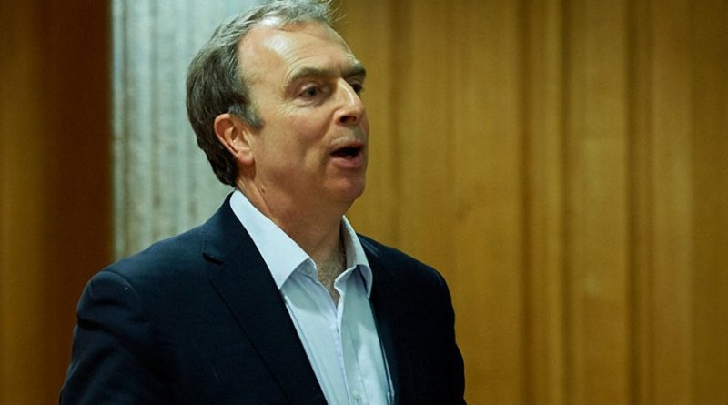 Peter Hitchens. Photo by Nigel Luckhurst, Wikipedia Commons.