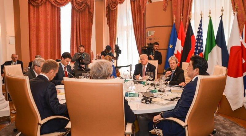 G7 Summit. Photo Credit: G7