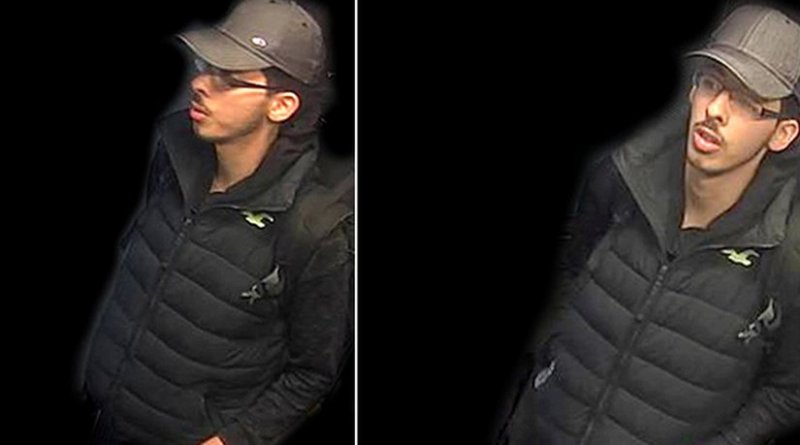 Manchester Arena suicide bomber Salman Abedi. Photo Credit: Greater Manchester Police