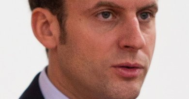 France's Emmanuel Macron. Photo Credit: Ecole polytechnique Université Paris, Wikipedia Commons.