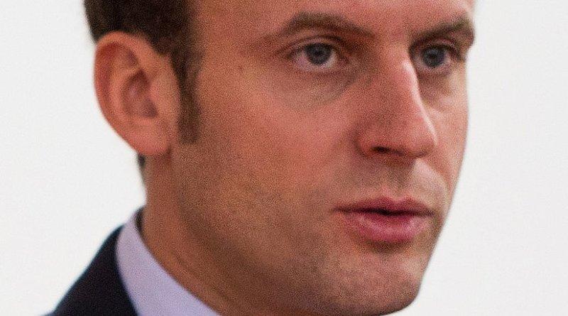 France's Emmanuel Macron. Photo Credit: Ecole polytechnique Université Paris, Wikipedia Commons.