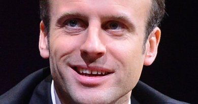 France's Emmanuel Macron. Credit: LeWeb Photos, Wikimedia Commons.