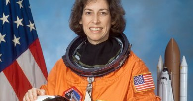 NASA astronaut Ellen Ochoa. Photo Credit: NASA