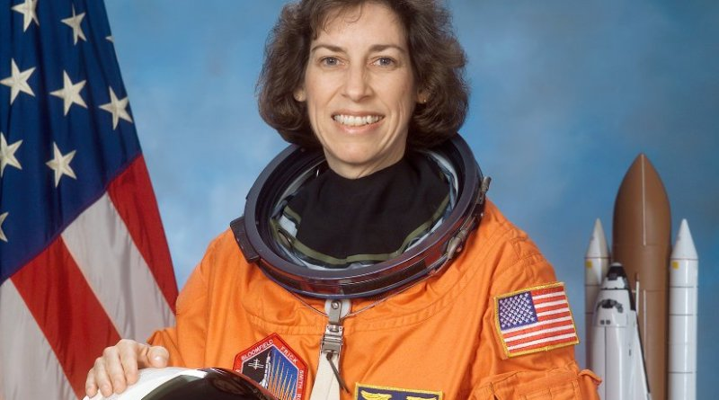 NASA astronaut Ellen Ochoa. Photo Credit: NASA