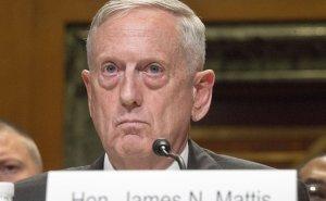 US Defense Secretary James Mattis. DoD photo by Navy Petty Officer 2nd Class Dominique A. Pineiro