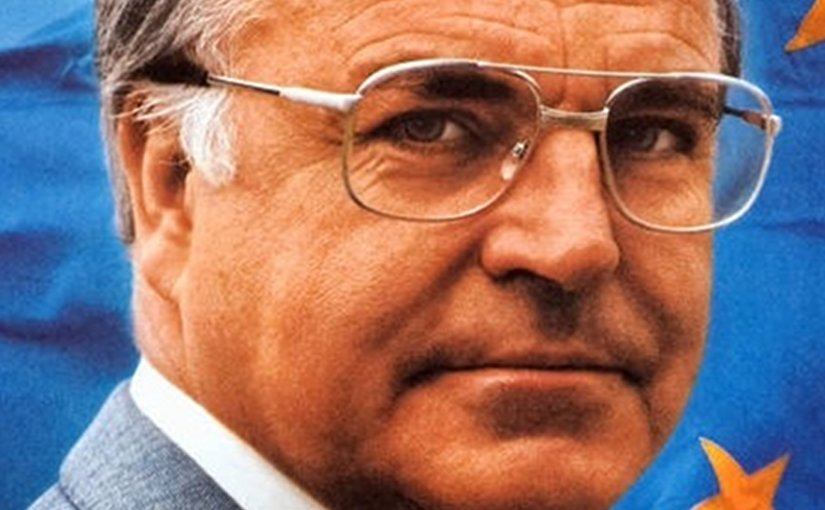 Germany's Helmut Kohl. Photo by CDU and the Konrad-Adenauer-Stiftung, Wikipedia Commons.