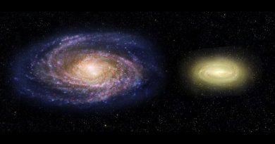 Hubble Captures Massive Dead Disk Galaxy, Challenges Theories Of Galaxy Evolution