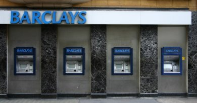 Barclays bank atm