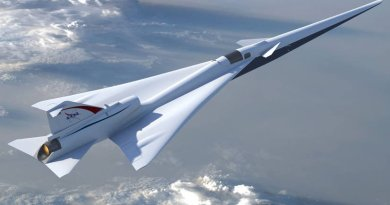 NASA Completes Milestone Toward Quieter Supersonic X-Plane