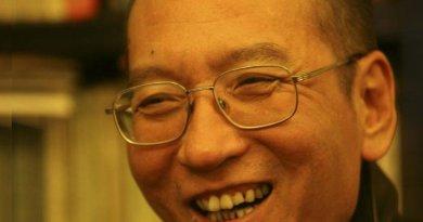Liu Xiaobo. Photo Credit: Wikimedia Commons.