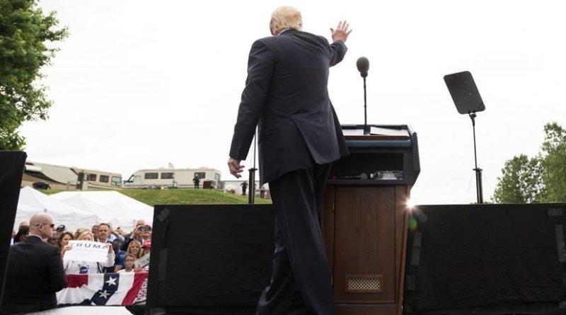 President Donald J. Trump. Official White House Photo by Shealah Craighead.