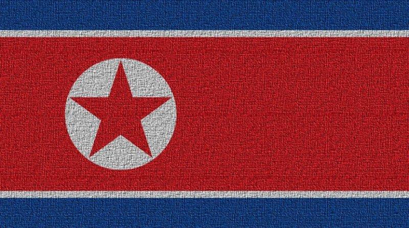 North Korea's flag