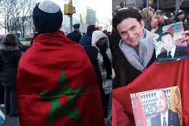 A Moroccan-American Jew celebrating with pride his Tamaghrabit