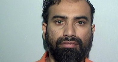 Yahya Farooq Mohammad. Photo Credit: Lucas County Sheriff's Office.