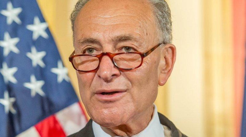 Chuck Schumer. Photo Credit: US Senate.