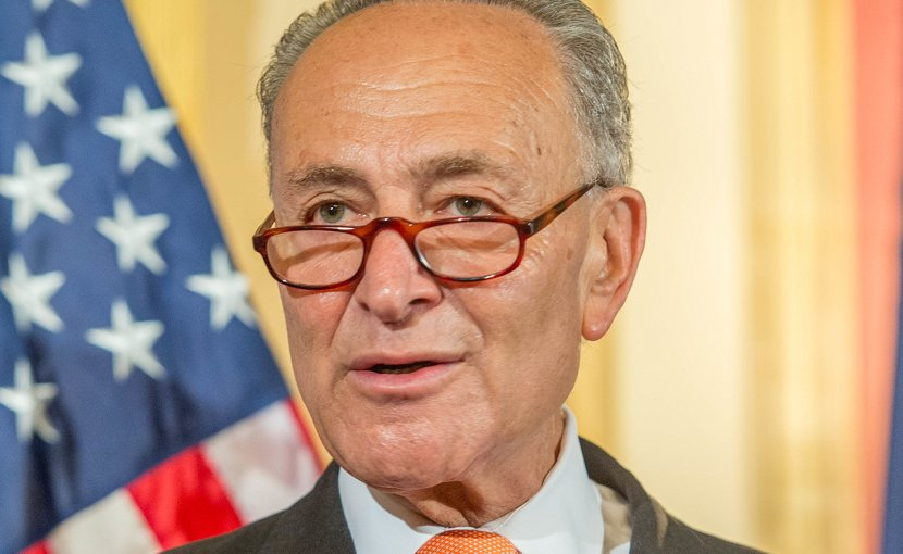 Chuck Schumer. Photo Credit: US Senate.