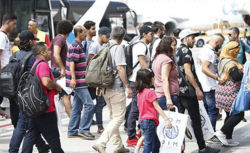 Spain Accepts 164 Refugees: 115 Of Syrian Nationality, 42 From Iraq