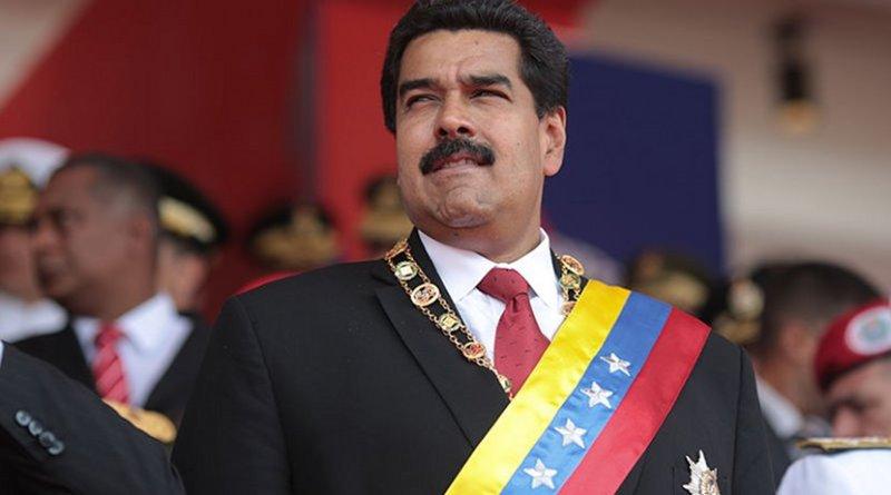 Venezuela's Nicolas Maduro. Photo by Hugoshi, Wikimedia Commons.