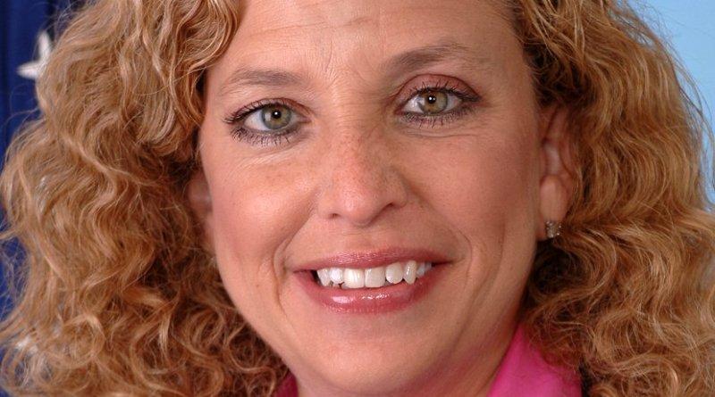 Debbie Wasserman Schultz. Photo: U.S. Congress