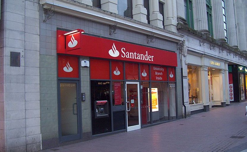 banco santander and the acquisition of Ted meulenkamp director global employer branding & talent acquisition at banco santander location barcelona area, spain industry banking.